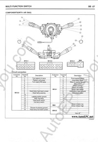 Hyundai Accent repair manual, service manual, maintenance