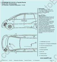 Epro Eberspacher 9.0 Eberspacher spare parts catalog, presented spare parts and accessories, installation manual for cars, trucks, marine