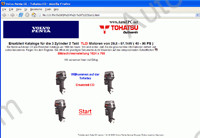 Tohatsu electronic spare parts catalogue, repair manual
