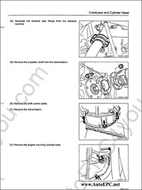 Ssang Yong Musso Workshop Manual, Repair Manual