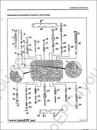 Ssang Yong Musso Sport service manual, workshop manual