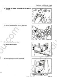 Ssang Yong Rexton, New Rexton Workshop Manual, Service