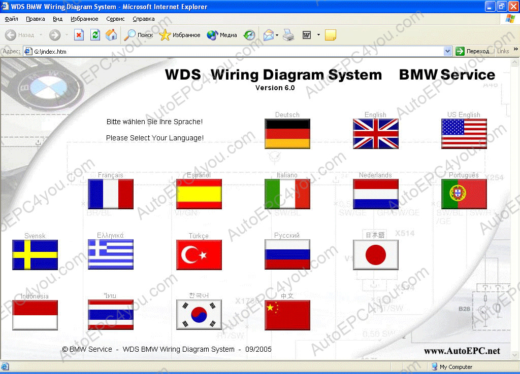 Bmw Wiring Diagram System Contains The, Wds Bmw Wiring Diagram System
