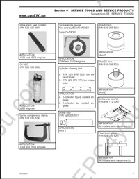BRP Ski-Doo shop manual, operator's guide, specification