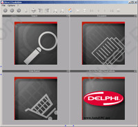 Delphi Direct Evolution 2009 spare parts catalogue for fuel equipment