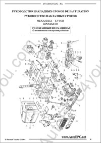 Renault Trucks repair manual, service manual, maintenance