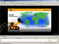 JCB electronic spare parts catalogue