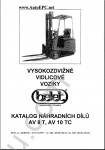 Belet Forklift electronic spare parts catalogue