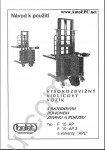 Belet Forklift original spare parts catalogue