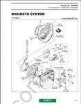 Bombardier Sea-Doo watercraft service manual, shop manual