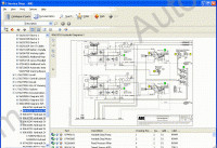 ABG spare parts catalog, service manual, electrical wiring diagram, hydravlic diagram, specification