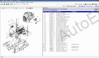 Ag-Chem NA 2018 spare parts catalogue, repair manual Ag-Chem (Agco), service manual, maintenance, specification for Terragator, Rogator agriculture equipment