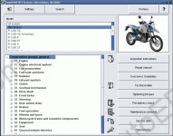 BMW K1200 GT, K1200 R, K1200 S repair manual, service manual, maintenance motorcyles BMW K1200 GT, K1200 R, K1200 S