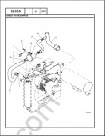 CASE 430 Skid Steer Loader spare parts catalog skid steer loader Case 430