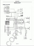 Service manual Nissan Diesel UD, maintenance, electrical