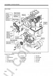 MITSUBISHI S6S-T Diesel Engine Service manual, maintenance and adjustment procedures, reassembly Mitsubishi S6S-T Diesel Engine