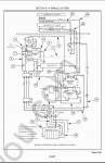 Service manual, wiring diagram, maintenance for tractors