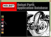 Holset Turbochargers 2010 spare parts catalogue, service manuals, installation manuals turbochargers Holset