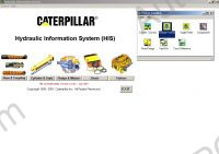 Caterpillar Hydraulic Information System 2004 Caterpillar Hydraulic Informations System presented dimension Hose & Coupling, Cylinder & Seals, Pumps & Motors, Seals, Valves