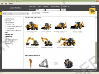 JCB Service Parts Pro 2016 1.18, full JCB spare parts catalog. Worldwide markets available.
