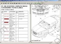 Bentley Continental 2010 spare parts catalog and repair information for Bentley Continental GT 2004-2010, Bentley Continental Flying Spur 2004-2010, Bentley Continental GTC 2004-2010, Bentley Continental GT Diamond Series 2004-2010, Bentley Continental GT Speed 2004-2010, Bentley