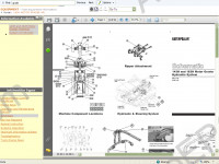 Caterpillar SIS 2016 electronic spare parts catalog, Caterpillar service and repair manuals, Caterpillar workshop manual and Caterpillar wiring diagrams.
