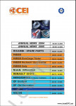C.E.I. electronic spare parts catalogue