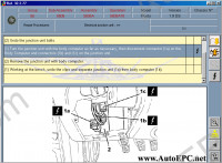 service & repair manuals, service documentation, diagnostics, electrical wiring diagrams Alfa 156