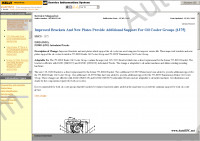 Caterpillar SIS includes spare parts catalogue for all technic and engines of Caterpillar