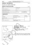 Mitsubishi L200 Electronic Service and Repair Manual, Electrical Wiring Diagrams, MMC L200 1997-2005 Model Year