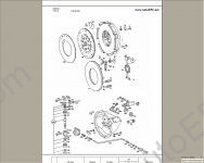 BEIFANG BENCHI spare parts catalog for china lorry BEIFANG BENCHI
