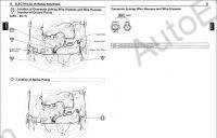 Toyota Land Cruiser electrical troubleshooting manual