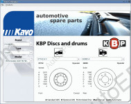 Kavo parts for Japanese and Korean automobils