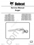 Bobcat Attachments / Implements Service Manuals and Operation & Maintenance Manuals Bobcat Attachments / Implements, PDF