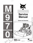 Bobcat Service Library 2015 operator's and maintenance manuals, service manuals, diagrams for all Bobcat production.