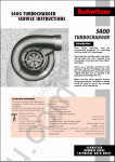 BorgWarner Turbo Systems / Schwitzer spare parts catalog for Borg, Shwitzer, KKK, Garrett, Holset - TurboDriven Interactive Data System v3.2