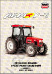 Carrado Agriplus, Agriup and AXLE spare parts catalog, PDF.