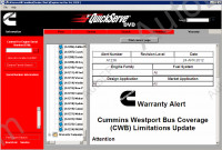 Cummins QuickServe DVD - for All Families Engines 2014 CUMMINS spare parts identification catalog, service manuals, installation manuals, operator manuals, owner manuals, standart repair times
