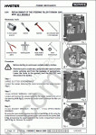 Hyster Class 3 Electric Motor Hand Trucks Repair Manuals forklifts service manuals in PDF