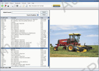 New Holland AG North America Net Power View Net, spare parts catalog for Combines, Harvesters, Tractors and Agriculture equipment of New Holland Agriculture.