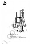 Toyota BT Forklifts Spare Parts PDF